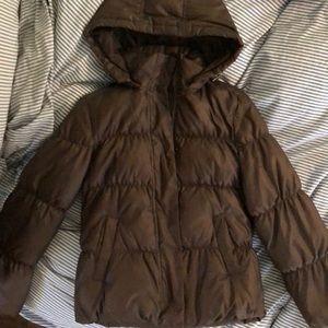 Gap Down coat/jacket women's small- puff